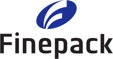 Finepack – Excelência em embalagens flexíveis Logo